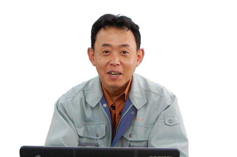 社員紹介 技術部長 川村良雄|破壊・非破壊検査、建築土木構造物調査の株式会社ディ・アール