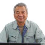 社員紹介 技術サポート 井上典男|破壊・非破壊検査、建築土木構造物調査の株式会社ディ・アール